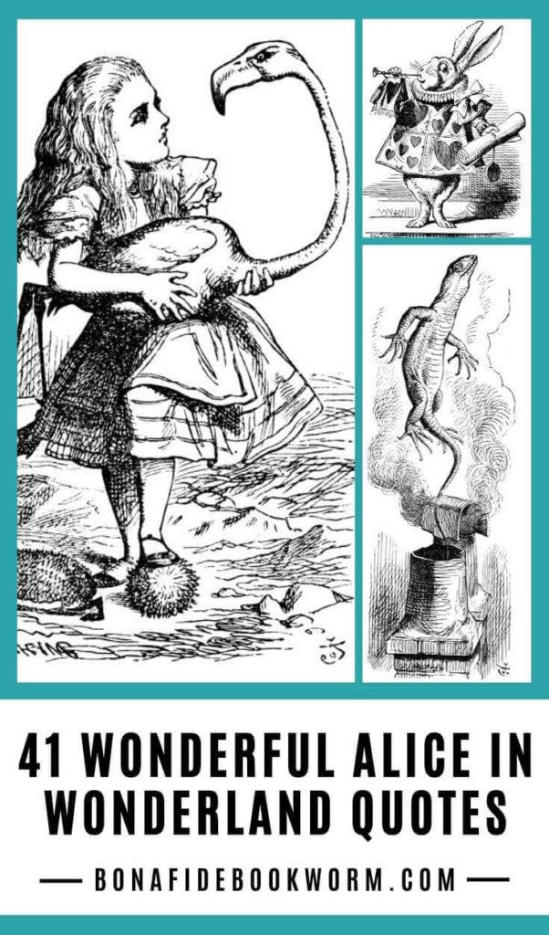 41 Of The Best Alice In Wonderland Quotes Bona Fide Bookworm
